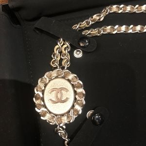 CHANEL Jewelry - AUTHENTIC CHANEL LONG NECKLACE